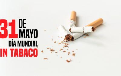 Día mundial Sin Tabaco.